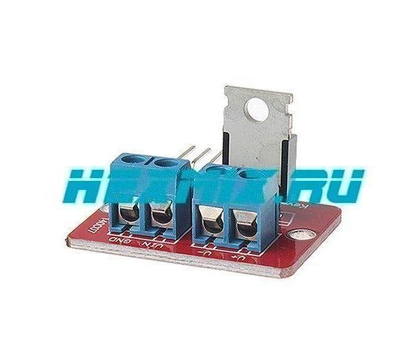 IRF520 MOSFET module 140C07