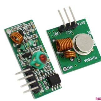 arduino передатчик и приемник