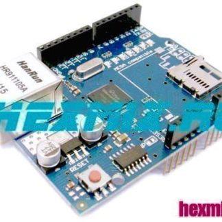 Ethernet shield W5100 Модуль расширения для Arduino