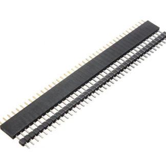 40-контактный 2.54 мм разъем мама-папа
