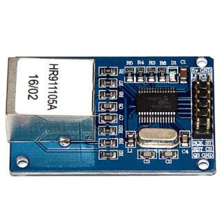 HexMix-ENC28J60 Ethernet модуль