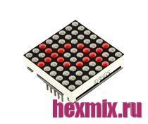 Светодиодная матрица 8х8