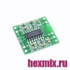 PAM8403 усилитель цифровой 2x3 Вт без регулятора громкости