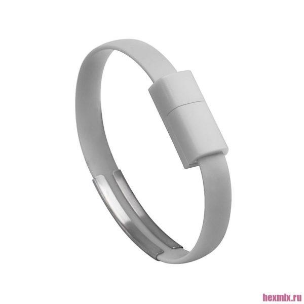 Браслет Micro USB кабель