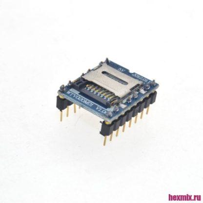 Звуковой модуль WTV020-SD