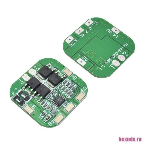 Bms Контроллер заряда Li-ion аккумуляторов