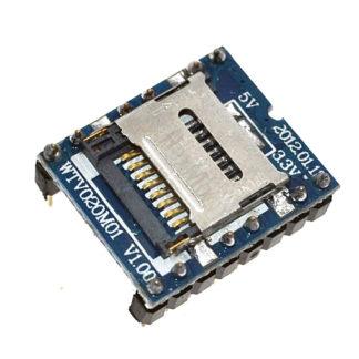 HexMix-Звуковой модуль WTV020-SD