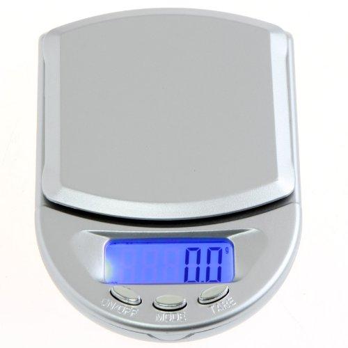 Весы электронные портативные с защитной крышкой