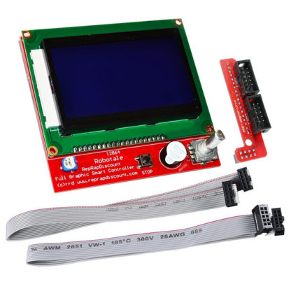 FULL GRAPHIC Smart Controller LCD Экран 12864 для RAMPS 1.4