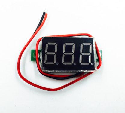 Цифровой вольтметр LF-109-004-V1