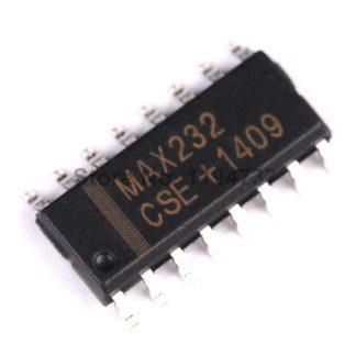 MAX232 - Преобразователь логических уровней