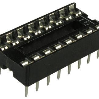DIP-панель 16 контактов Socket