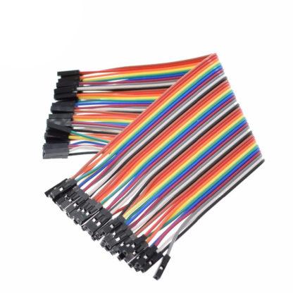 TK0838 Dupont плоский монтажный кабель 40-линий Мама-Мама