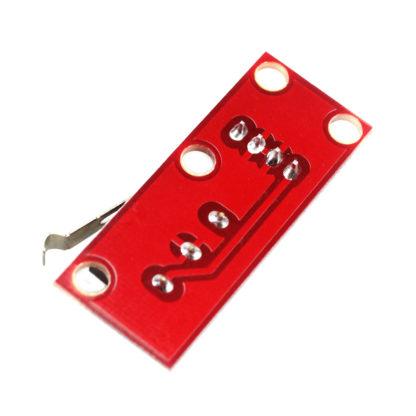 Механический концевой выключатель (концевик)