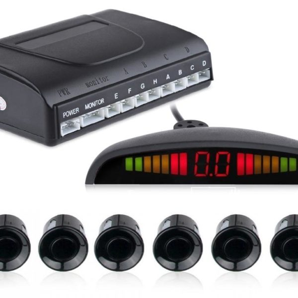 Парктроник 6 сенсоров