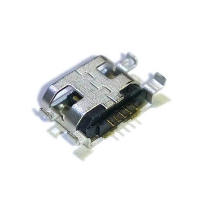 MC-063 Micro-USB Тип-B Мама 5pin SMD