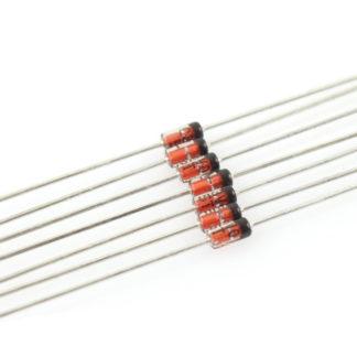 BZX55C McigicmСтабилитрон 0.5Вт 3.3-30В