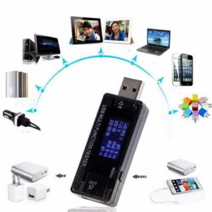 USB тестер KWS-MX16