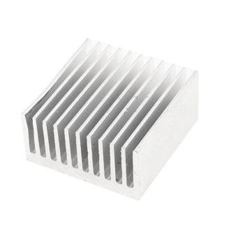 Радиатор алюминий 40x40x20мм