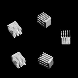 Радиатор алюминий 9x9x12мм