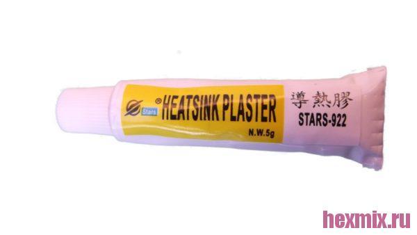 Heatsink Plaster Stars-922 теплопроводящий силиконовый клей