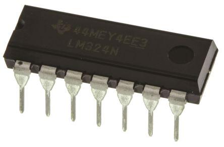 Операционный усилительLM324
