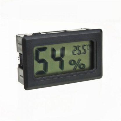 Измеритель температуры и влажности