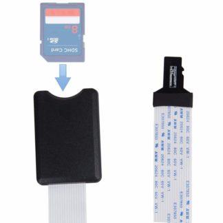 Гибкий адаптер удлинитель microSD - SD/SDHC/SDXC