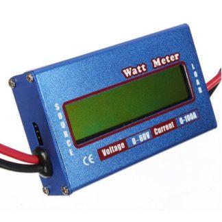 DC Watt Meter