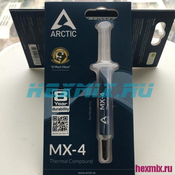 ARCTIC MX-4 Термопаста