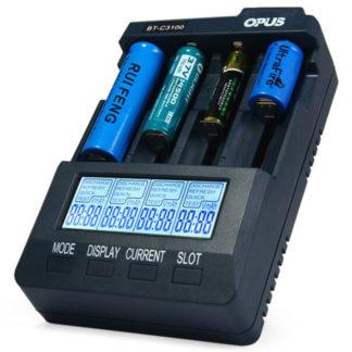 Opus BT-C3100 V2.2 интеллектуальное зарядное устройство