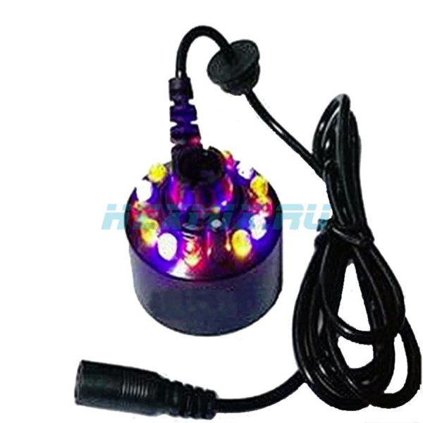 Генератор тумана ультразвуковой c RGB подсветкой