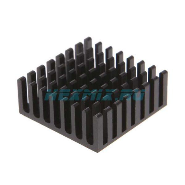 Радиатор алюминий 25x25x10