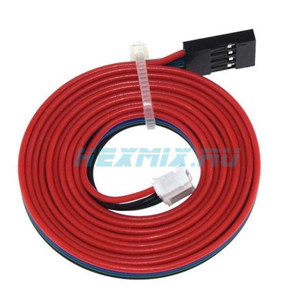 4-х проводной кабель XH2.54 Dupont для Nema 17