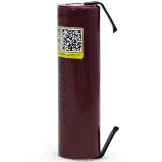 Высокотоковый литий-ионныйаккумулятор LiitoKala HG2 3000mAh 20A с отводами