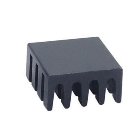 Радиатор алюминий 14x14x7 мм черный