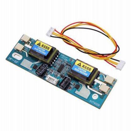 AVT4029 CCFL Инвертор для 4-х ламп