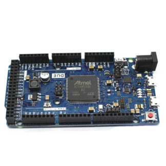 Due Atmel SAM3X8E ARM Cortex-M3 Arduino совместимая плата