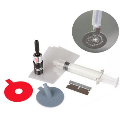 DIY - Набор для ремонта стекла УФ клей