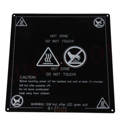 Нагревателный стол для 3D-принтера 220x220
