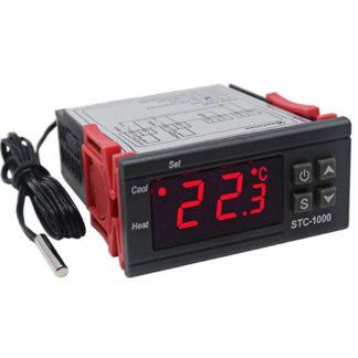 Терморегулятор STC-1000 12В