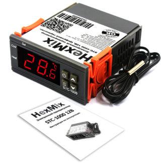 HexMix Электронный терморегулятор STC-1000 12В