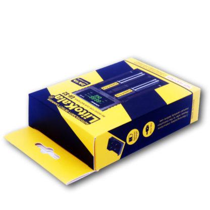 LiitoKala lii-S2 интеллектуальное зарядное устройство