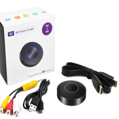 Q1 HDMI Приставка Wi-fi Монитор
