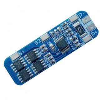 Bms 3S 10A 12.6В контроллер заряда Li-ion аккумуляторов