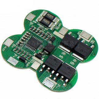 Bms 4S 20A 16.8В контроллер заряда Li-ion аккумуляторов HX-4S-D22