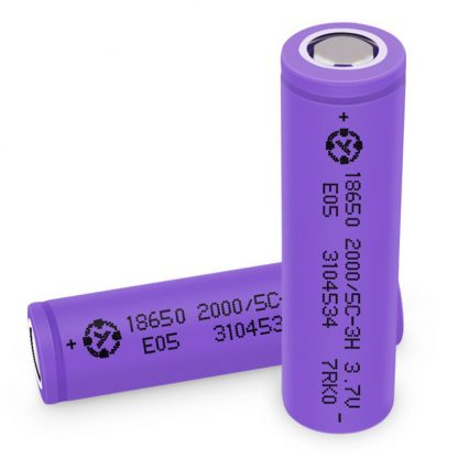 XY 2000mAh 5C-3H высокотоковый литий-ионныйаккумулятор