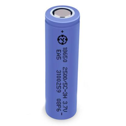 XY 2500mAh 5C-3H высокотоковый литий-ионный аккумулятор