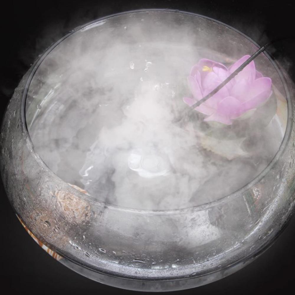 Ультразвуковой генератор тумана Mist Maker 550 мл/ч хром