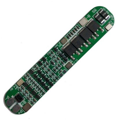 Bms 5S 15A 21В контроллер заряда Li-ion аккумуляторов HX-5S-15A